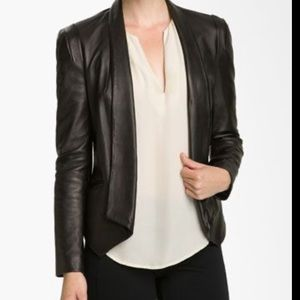 Rebecca Mikoff 'Becky' Leather Jacket